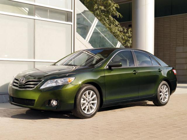 Junk 2010 Toyota Camry in Canyon Country