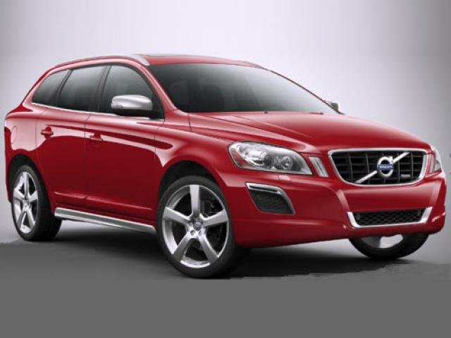 Junk 2010 Volvo XC60 in Buffalo