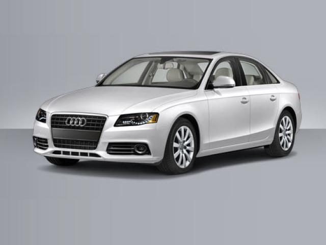 Junk 2011 Audi A4 in San Angelo