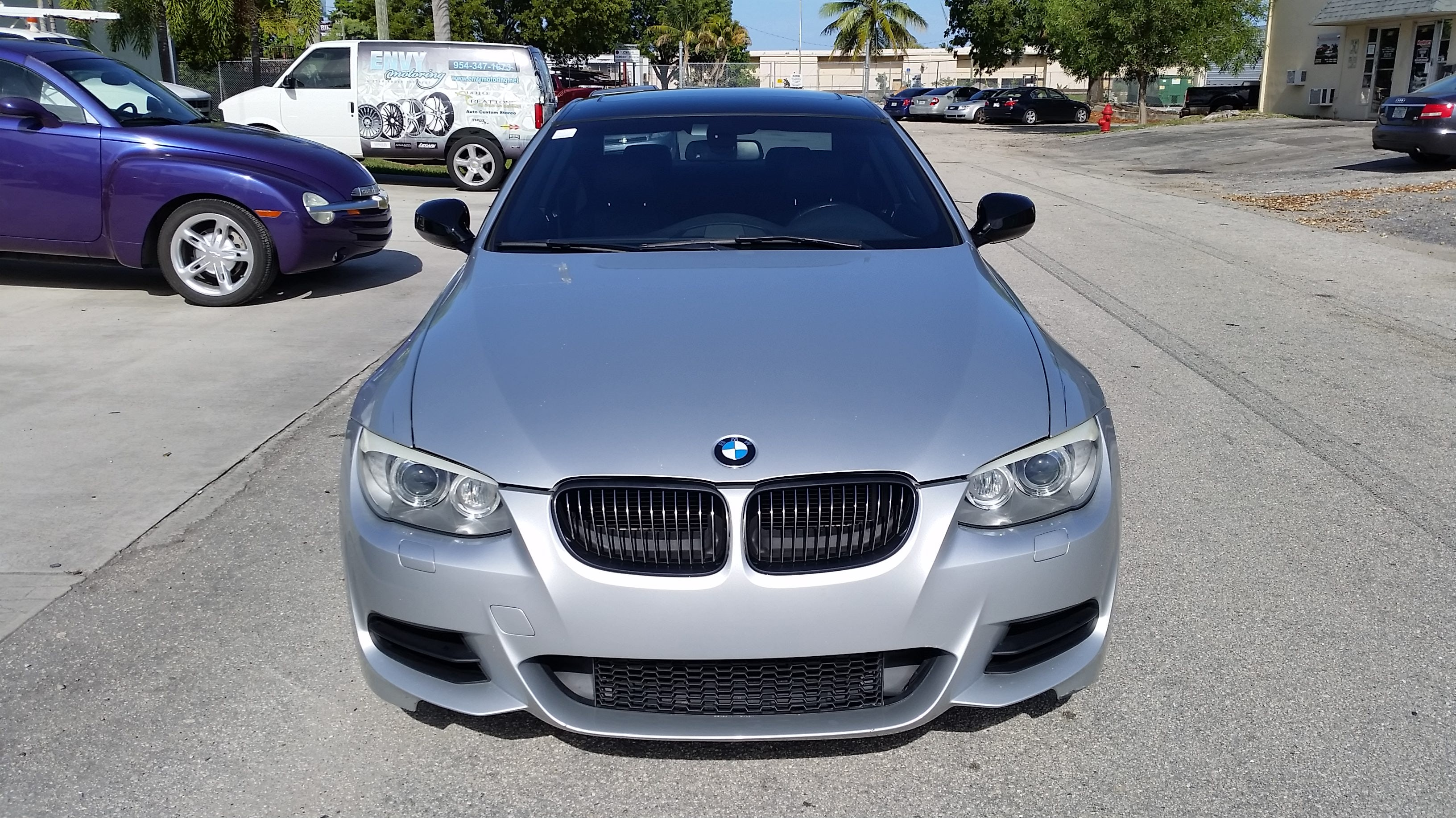 Junk 2011 BMW 335 in Fort Lauderdale
