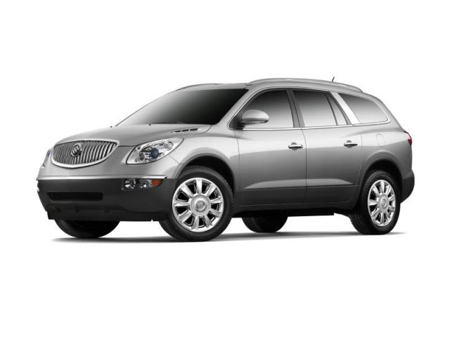 Junk 2011 Buick Enclave in Houston