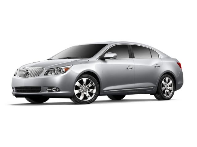 Junk 2011 Buick LaCrosse in New Iberia