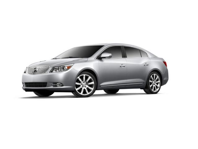 Junk 2011 Buick LaCrosse in Saint Louis