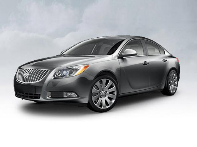 Junk 2011 Buick Regal in Auburn