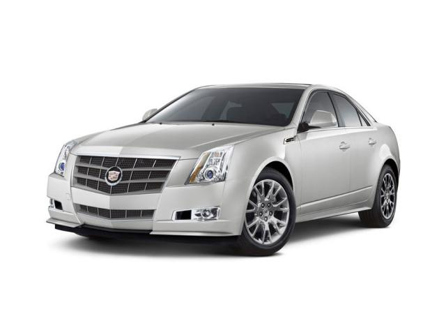 Junk 2011 Cadillac CTS in Fort Worth