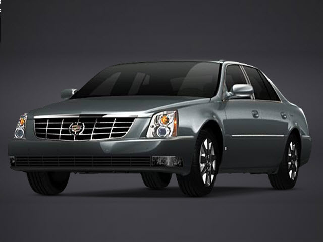 Junk 2011 Cadillac DTS in Palm Bay