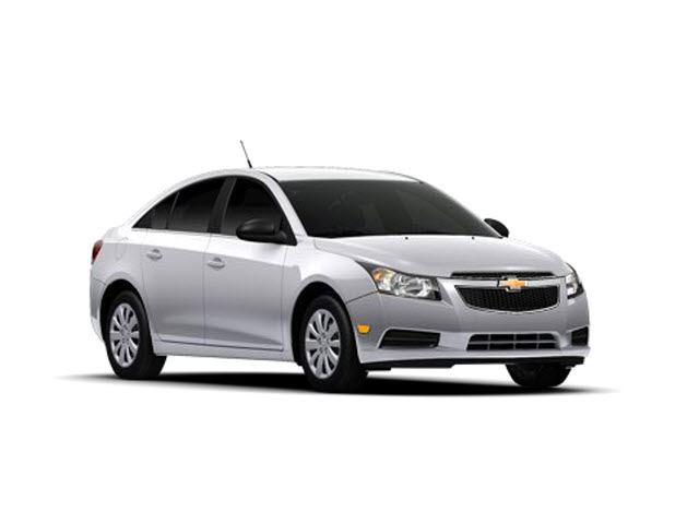 Junk 2011 Chevrolet Cruze in Cincinnati