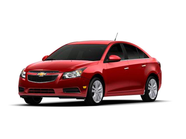 Junk 2011 Chevrolet Cruze in Mission