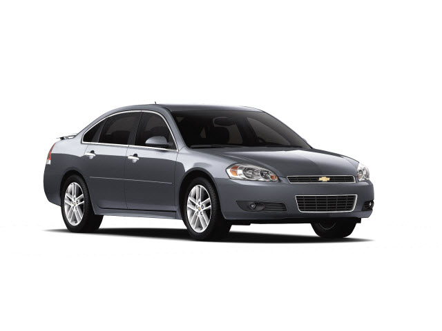 Junk 2011 Chevrolet Impala in Waterford