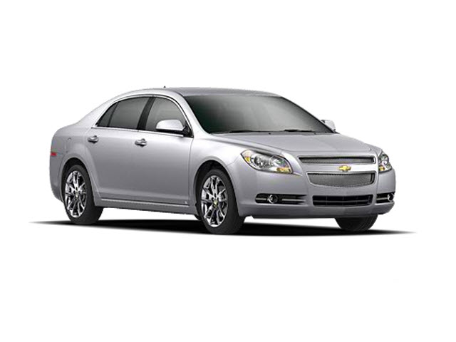 Junk 2011 Chevrolet Malibu in Spartanburg