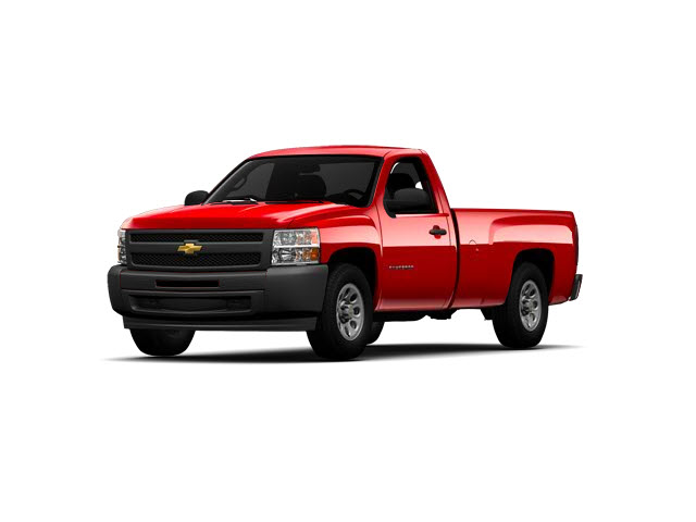 Junk 2011 Chevrolet Silverado in Glen Burnie