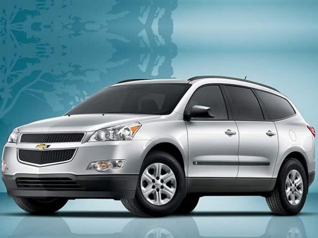 Junk 2011 Chevrolet Traverse in Stone Mountain