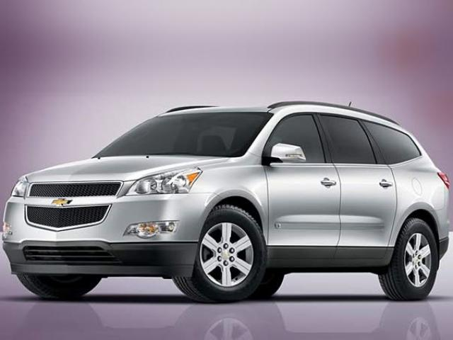 Junk 2011 Chevrolet Traverse in Sylmar