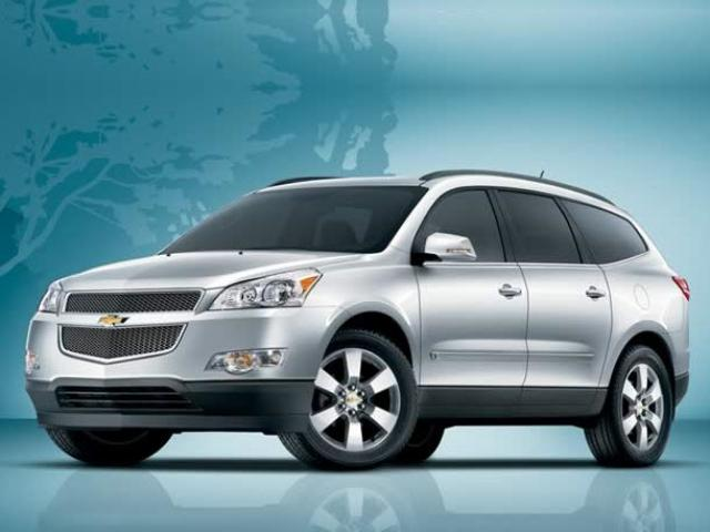 Junk 2011 Chevrolet Traverse in Yukon