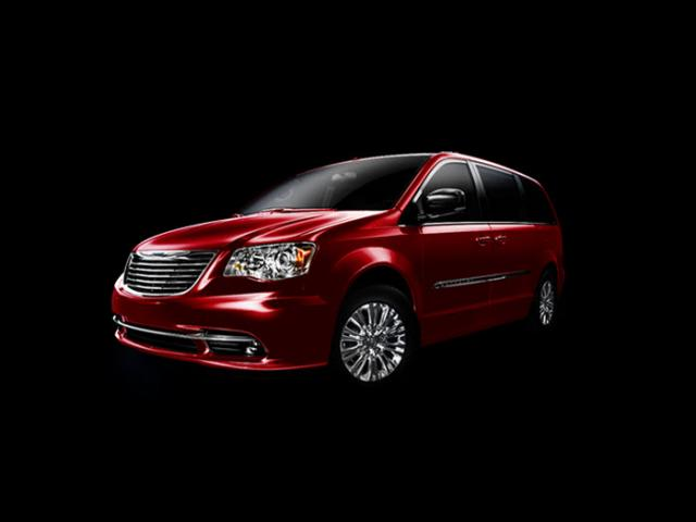 Junk 2011 Chrysler Town & Country in Tulsa