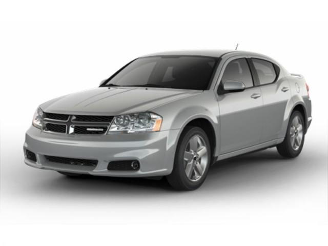 Junk 2011 Dodge Avenger in Atlantic Beach