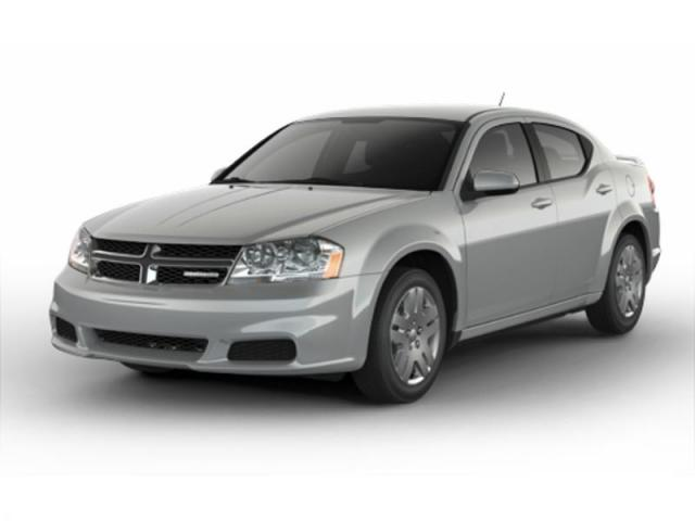 Junk 2011 Dodge Avenger in Philadelphia