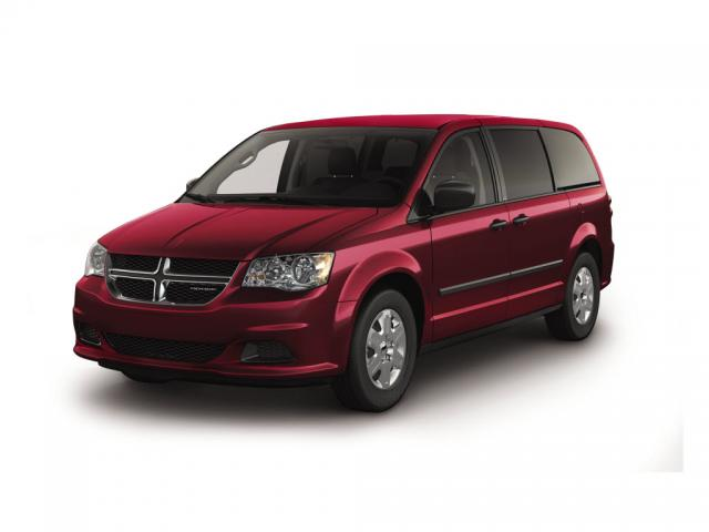 Junk 2011 Dodge Grand Caravan in Cathedral City