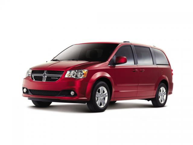 Junk 2011 Dodge Grand Caravan in San Antonio