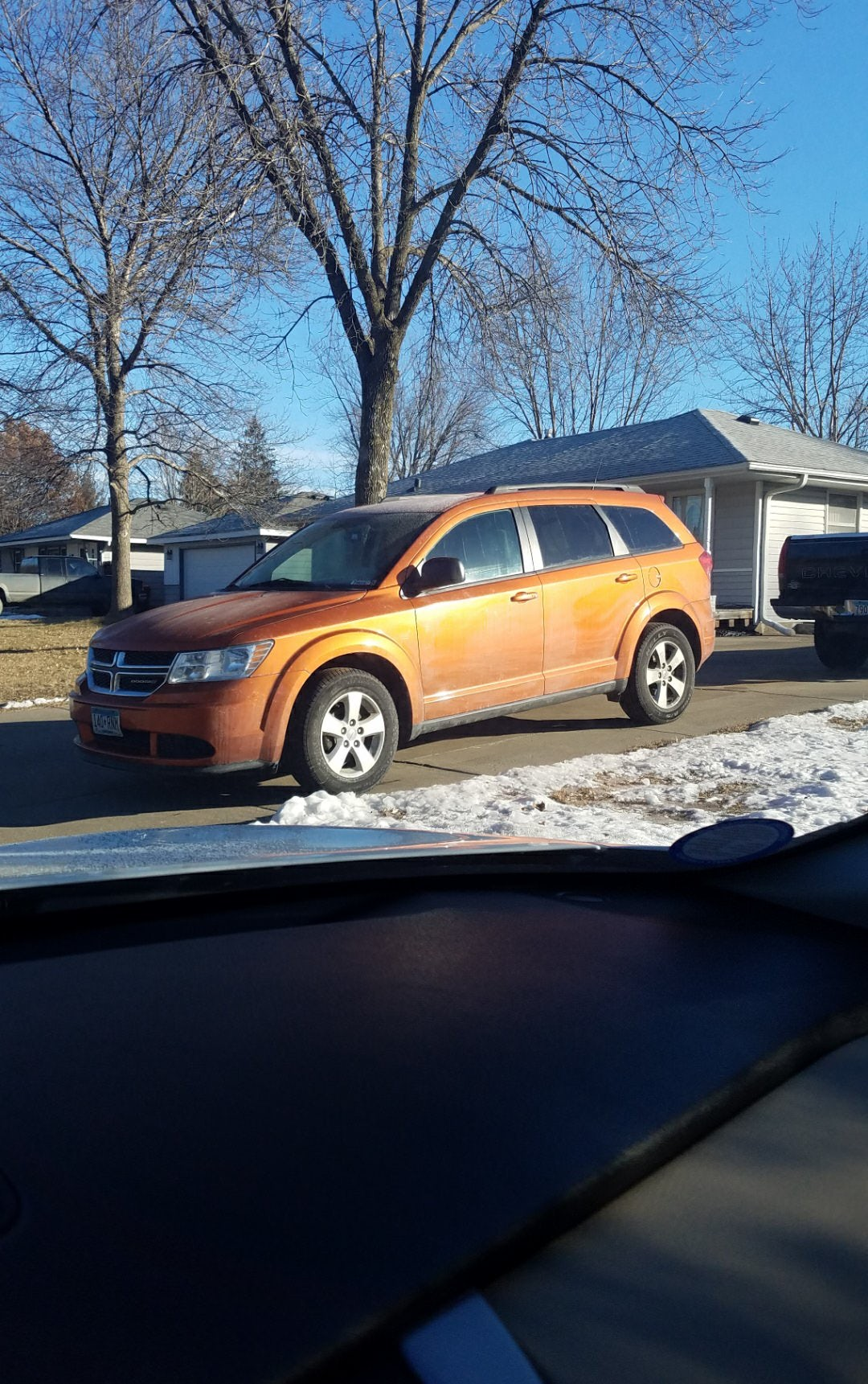 Junk 2011 Dodge Journey in Cottage Grove