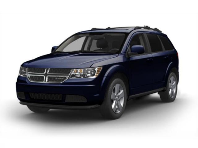 Junk 2011 Dodge Journey in Detroit