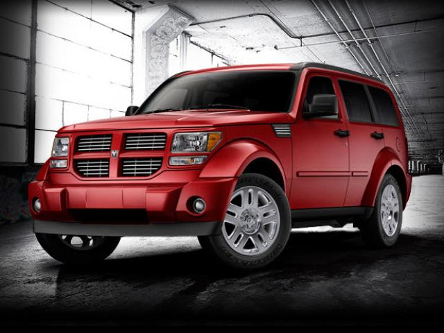Junk 2011 Dodge Nitro in Morgantown