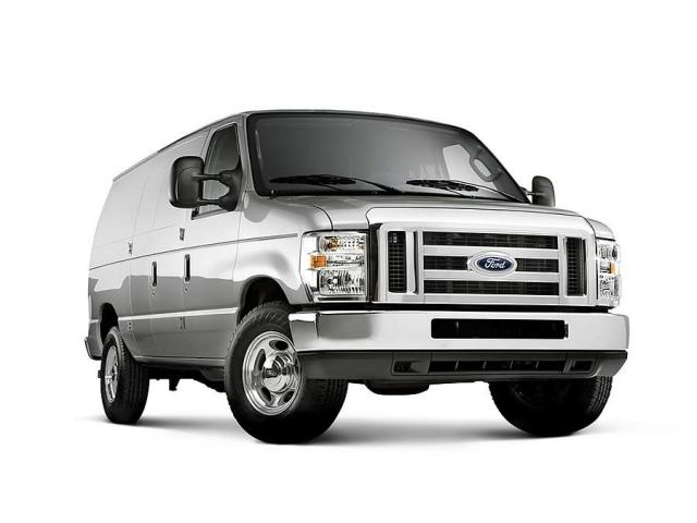 Junk 2011 Ford Econoline in Deer Park
