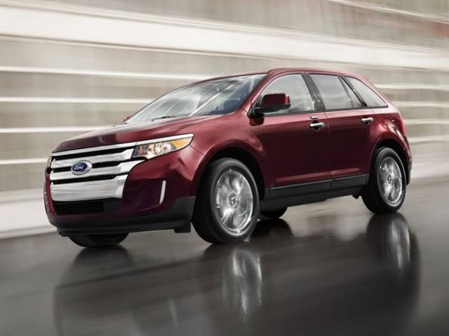 Junk 2011 Ford Edge in Conyers
