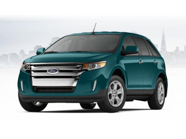 Junk 2011 Ford Edge in Tampa