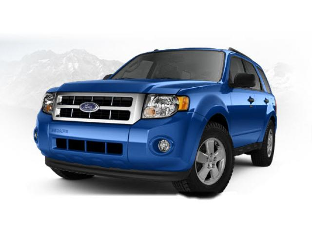 Junk 2011 Ford Escape in Scottsdale