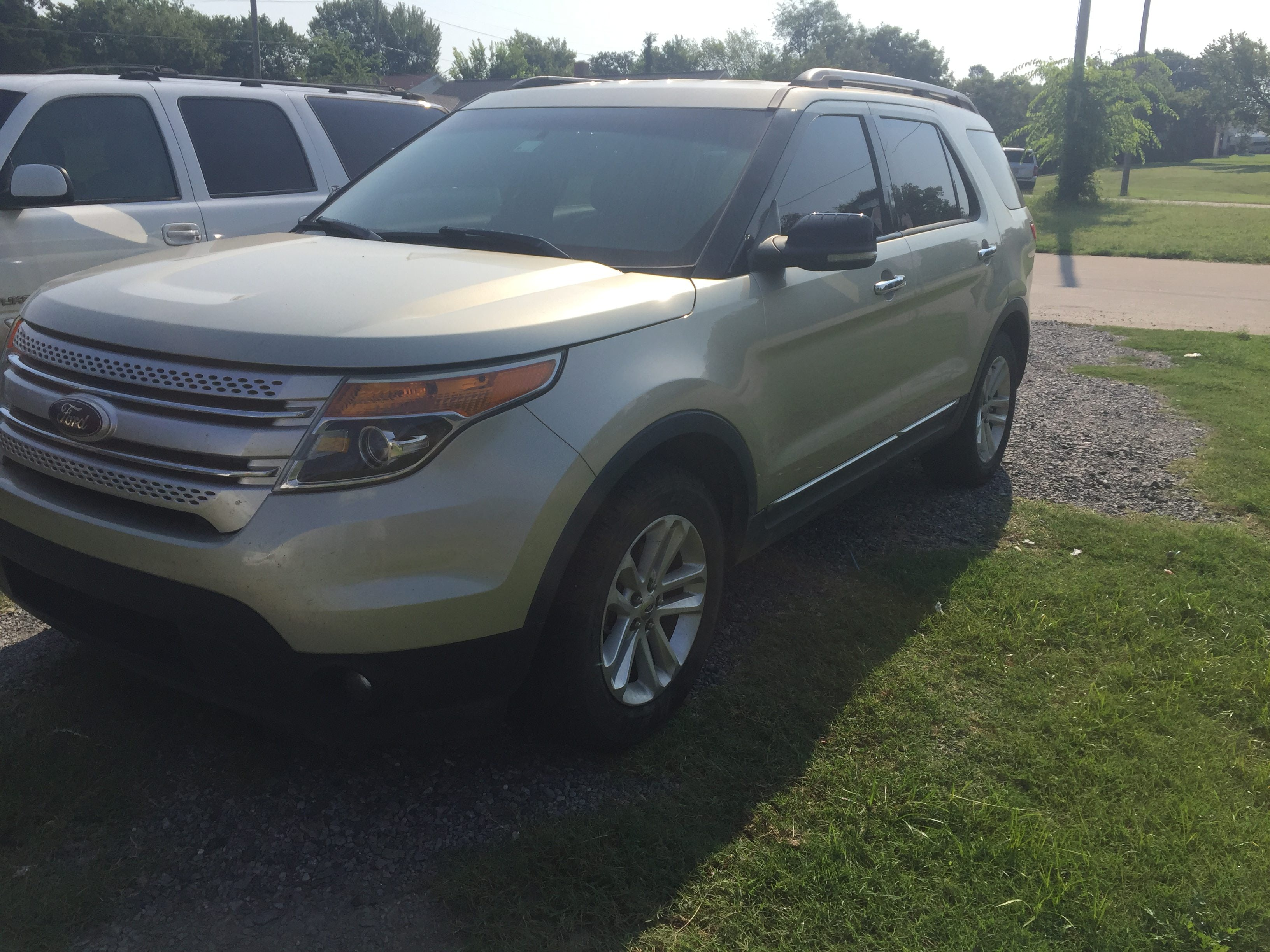 Junk 2011 Ford Explorer in McAlester