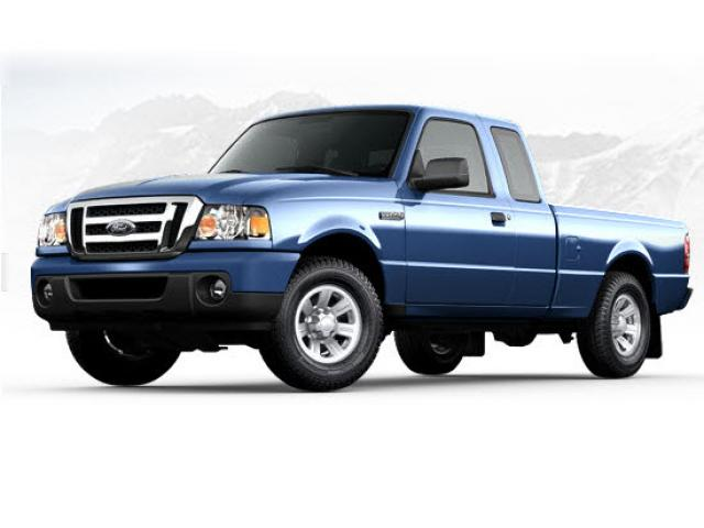 Junk 2011 Ford Ranger in Roseville