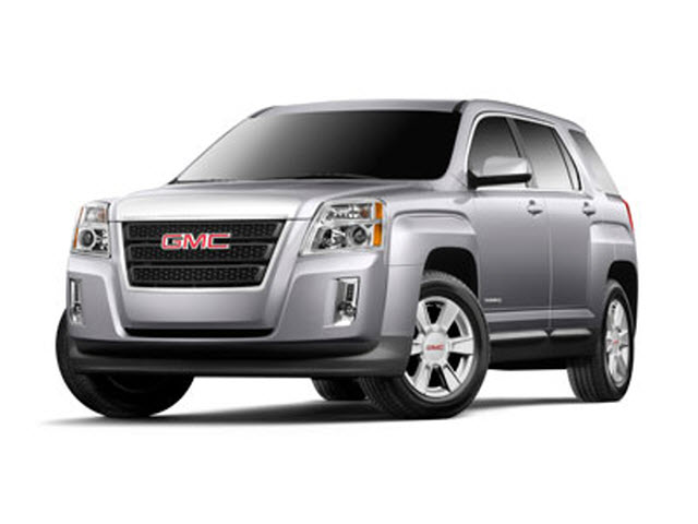 Junk 2011 GMC Terrain in Newark