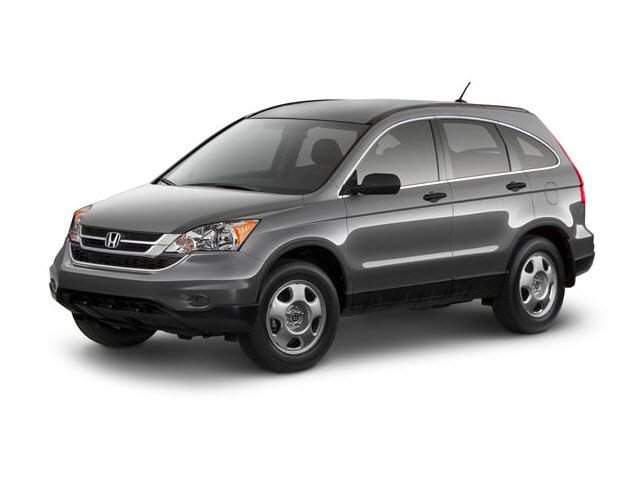Junk 2011 Honda CR-V in Columbus
