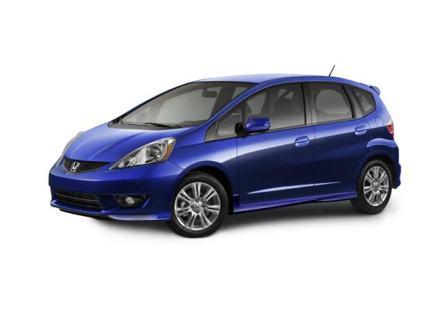Junk 2011 Honda Fit in Bellevue