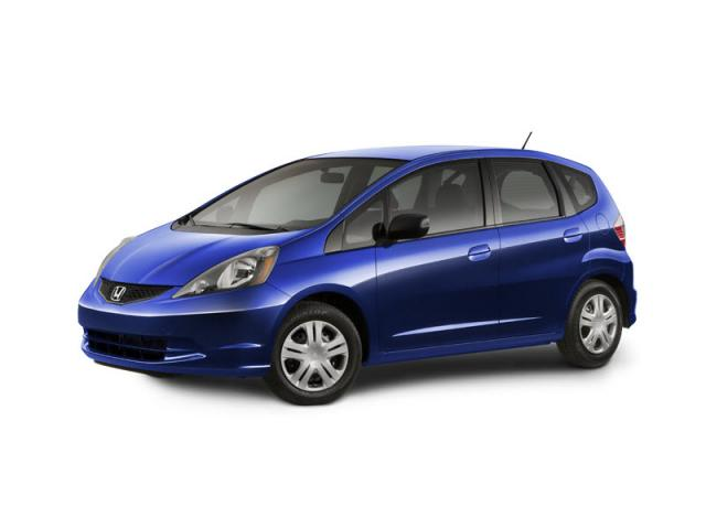 Junk 2011 Honda Fit in Cartersville