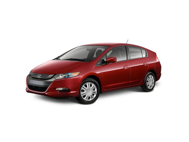 Junk 2011 Honda Insight in Conroe