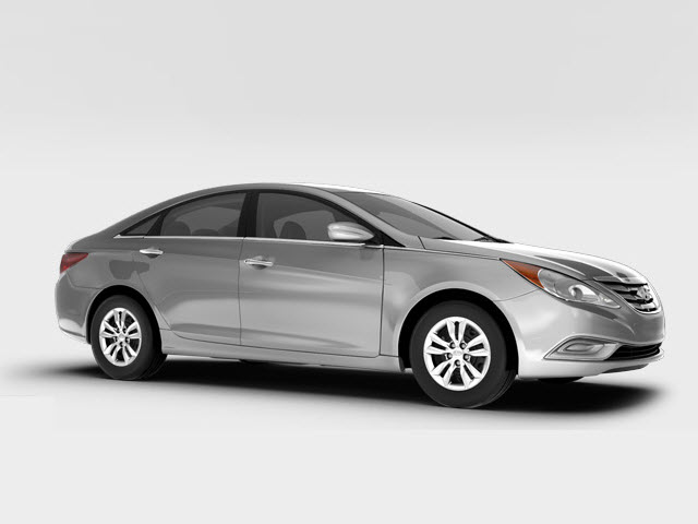 Junk 2011 Hyundai Sonata in Los Angeles