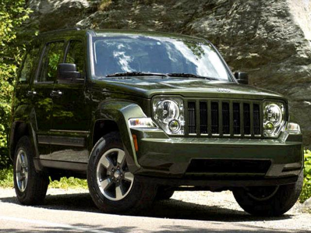 Junk 2011 Jeep Liberty in Orange Park