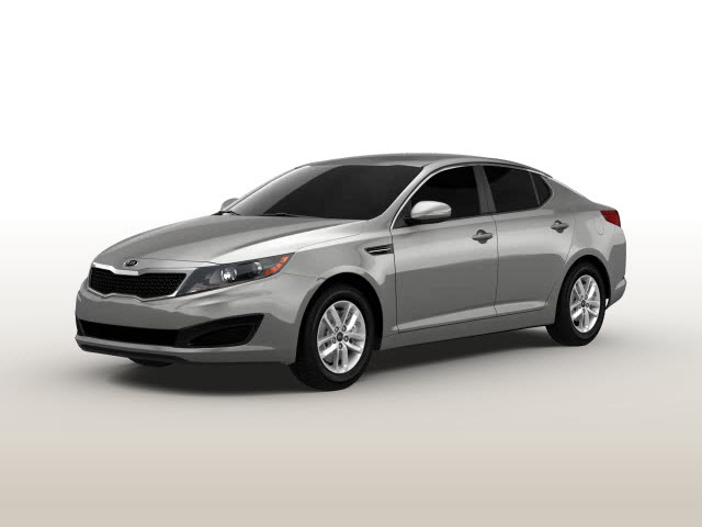 Junk 2011 Kia Optima in Westhampton Beach