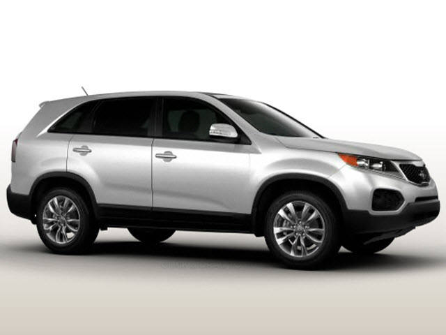 Junk 2011 Kia Sorento in Lake Worth