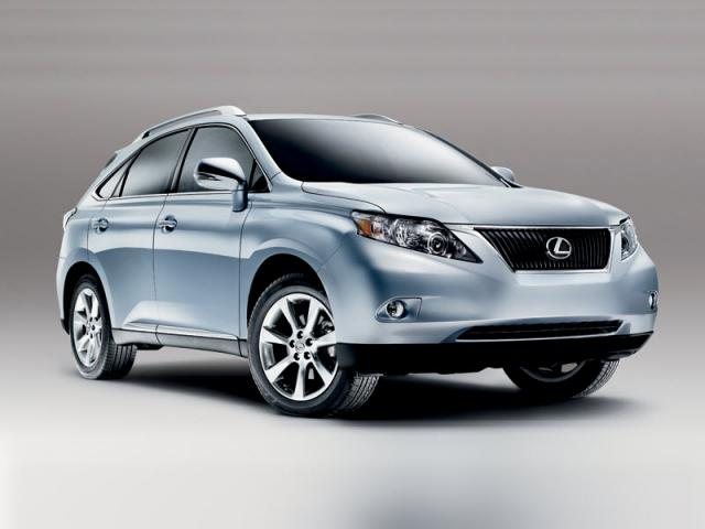 Junk 2011 Lexus RX in Houston