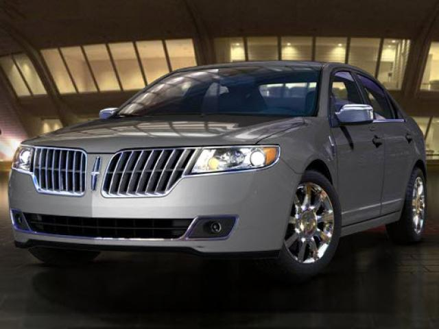 Junk 2011 Lincoln MKZ in Dallas