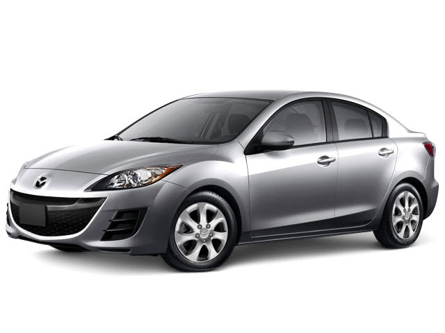 Junk 2011 Mazda 3 in Los Angeles