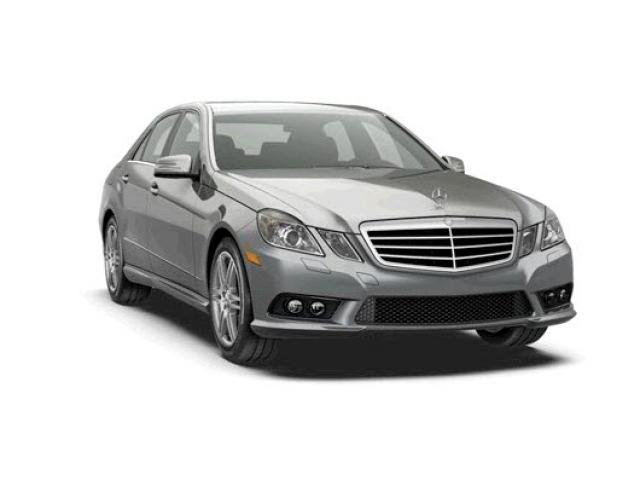 Junk 2011 Mercedes-Benz E in Houston