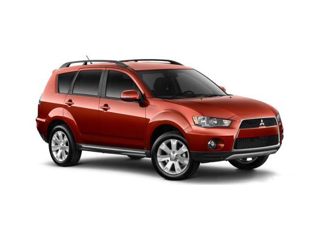 Junk 2011 Mitsubishi Outlander in Littleton