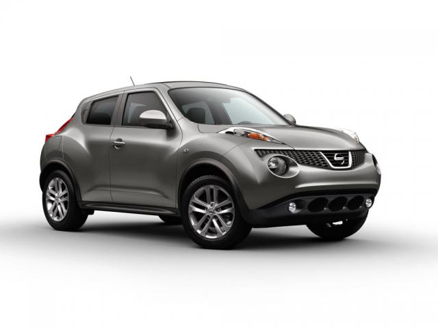 Junk 2011 Nissan Juke in Saint Louis