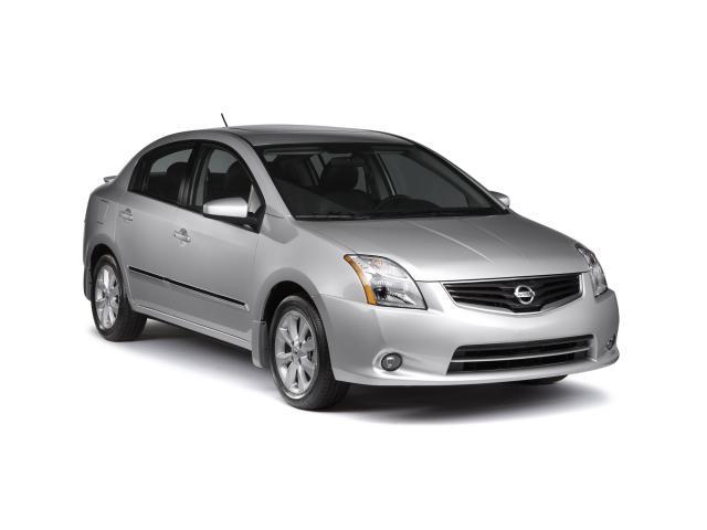 Junk 2011 Nissan Sentra in Fort Worth