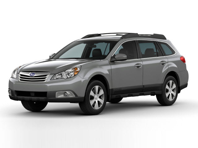 Junk 2011 Subaru Outback in South Milwaukee