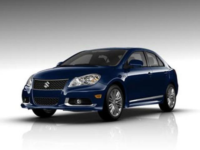 Junk 2011 Suzuki Kizashi in Irving